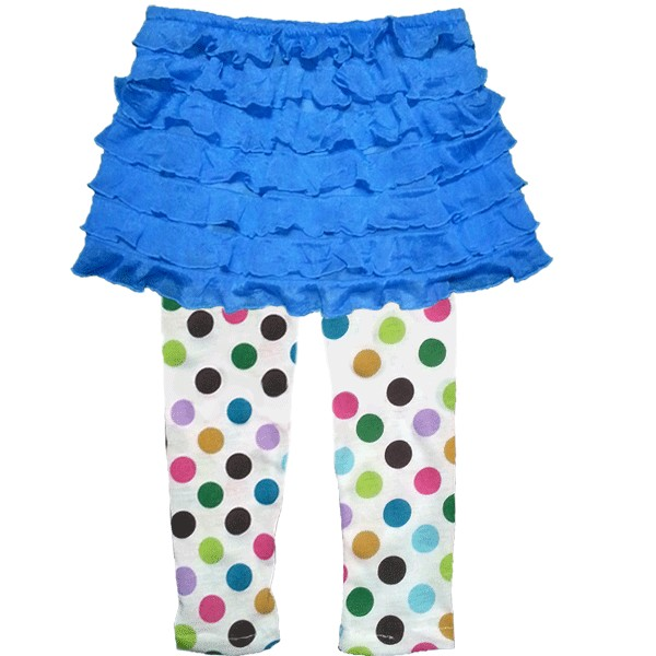 Birthday Outfits > Bright & Cute Ruffle Toddler Birthday Outfit