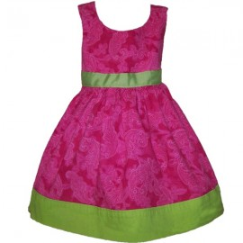 Watermelon Crossback Toddler Sundress