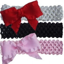 Mix & Match Hair Bow Head Band