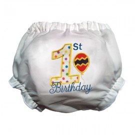 Cute 1st Birthday Balloon Bloomers