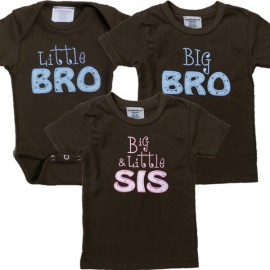 Little or Big BRO or SIS T-shirt