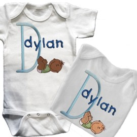 Baby Smiles Personalized T-shirt or Onesie