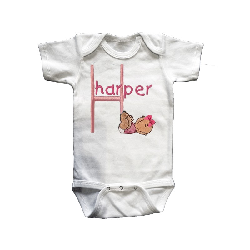 Personalized baby clothes online