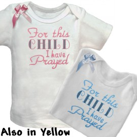 Christian Baby Shirt or Onesie