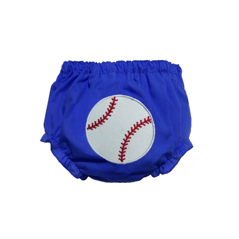 Sports Fan Baby Bloomers Lucky Skunks Baby Toddler Clothes