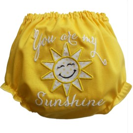 You Are My Sunshine Baby Bloomers