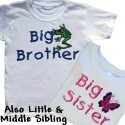 The Cutest Brother and Sister Shirt
