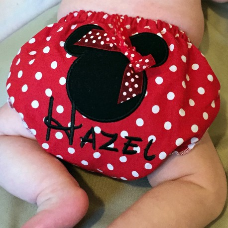 Mouse Diaper Cover