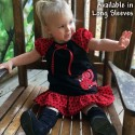 Red Polka Dot Ladybug Baby & Toddler Dress