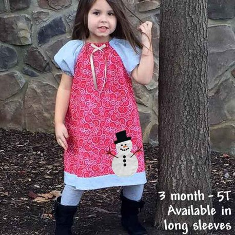 Toddler and Baby Winter Dress