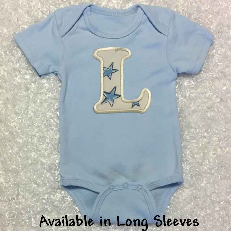 Newborn Baby Outfit With Stars Lucky Skunks Baby Toddler