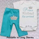 Little Prince Baby Outfit