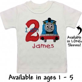 Birthday Train T-shirt