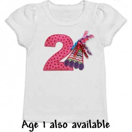 Birthday Time! Cute Birthday Shirt For Girls