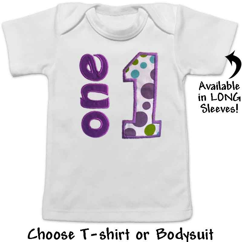 Cute 1st Birthday Onesie