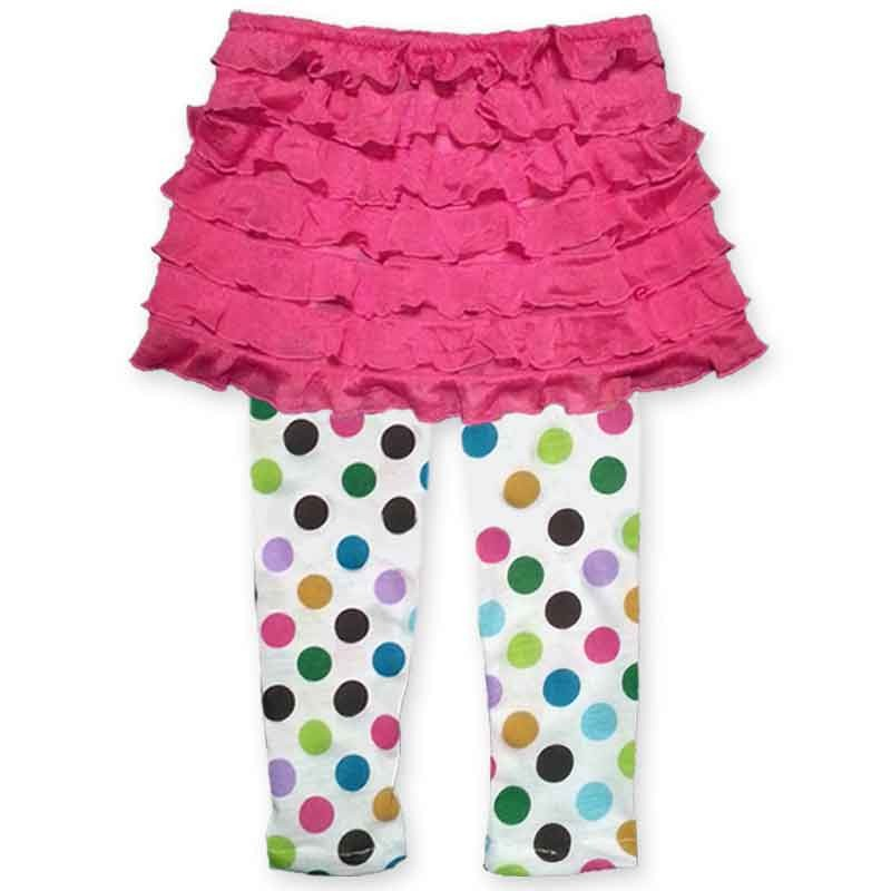 Bright Amp Cute Ruffle Toddler Birthday Outfit Lucky