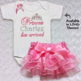 Princess Baby Outfit