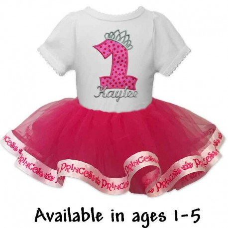 Princess Tutu Birthday Outfit