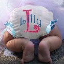 Stinkin' Cute Personalized Baby Bloomers