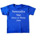 Personalized Youth Size T-shirt