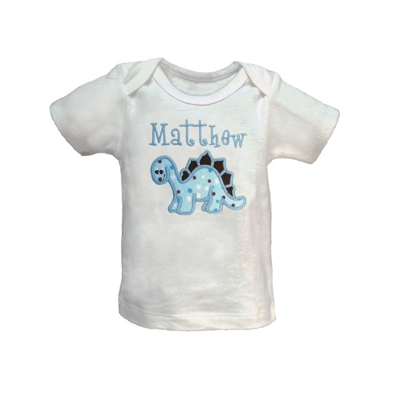 Cute Amp Cuddly Blue Dinosaur Baby Outfit Lucky Skunks