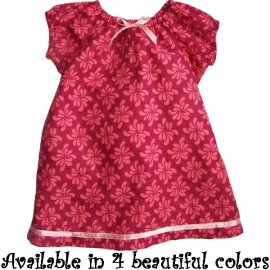 Cute Toddler Peasant Dress