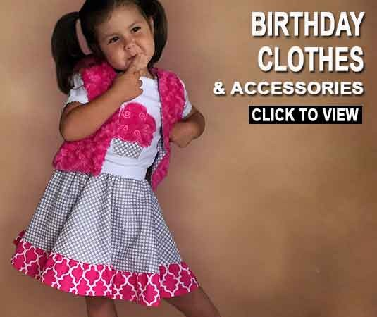 The Cutest Birthday Outfits